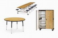 Virco Tables & Mobile Furniture Parts