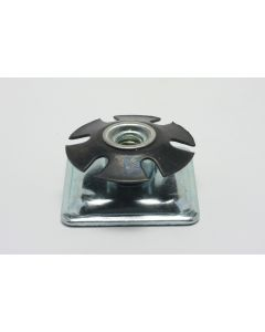 Metal Threaded Adapter, Square Star Type