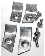 Mounting Hardware for Lyon chair glides - Furniture Parts